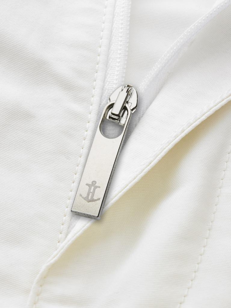 4b77761a22 Hemingworth Clipper Swim Short in White
